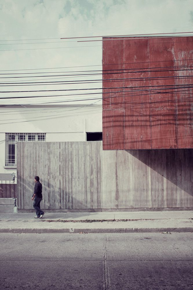 Galería de Edificio Administrativo Curricular Liceo María Auxiliadora / Surco Studio - 6
