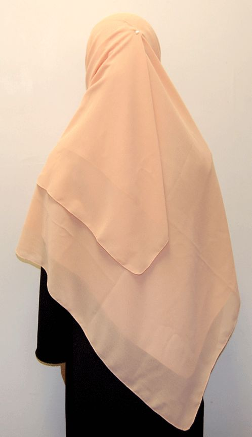 "Al-Mujalbaba Boutique - Pebble Georgette Hijabs - 60"" Square , $10.00 (http://www.al-mujalbaba.com/pebble-georgette-hijabs-60-square/)"