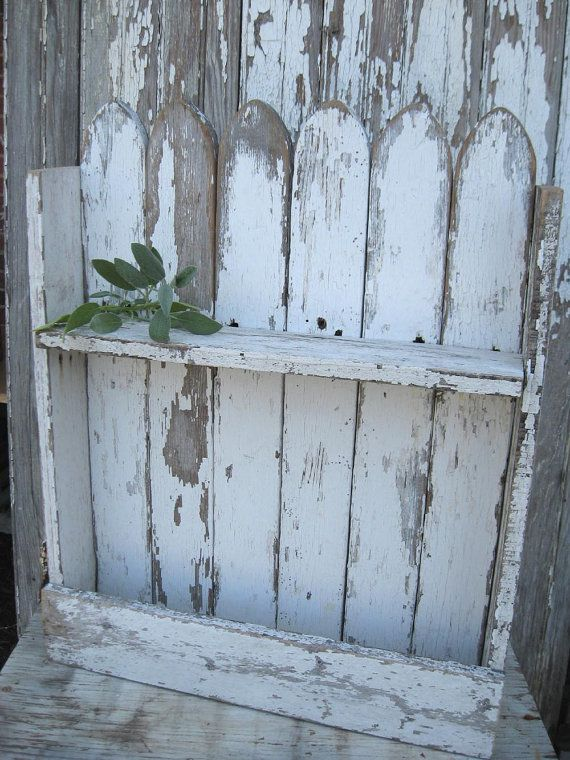 58 best images about picket fence repurpose diy on for Old wooden fence ideas