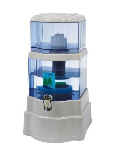 Fontaine filtrante avec IRL et Magnétisation