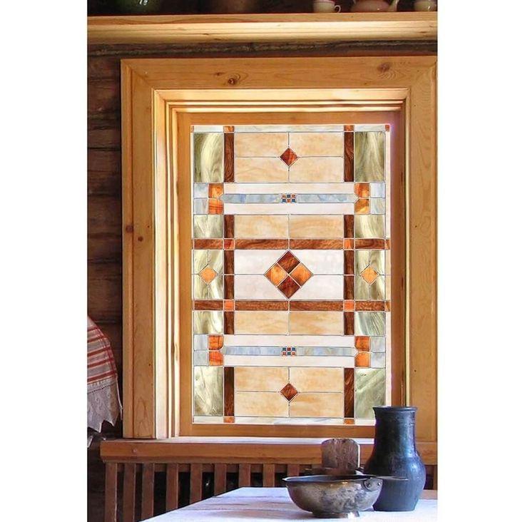 Home Decoration, Appealing Artscape Window Film Design: Stylish Artscape  Windowu2026