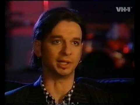 Dave Gahan - Interview 1997 - Talking about the pain of his previous drug addiction and how he stays clean now....***In a 2013 interview, he said he's been clean for about 16 years now.