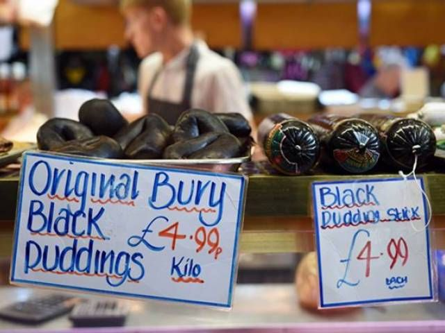 Black pudding hailed as a superfood in Britain - The Express Tribune