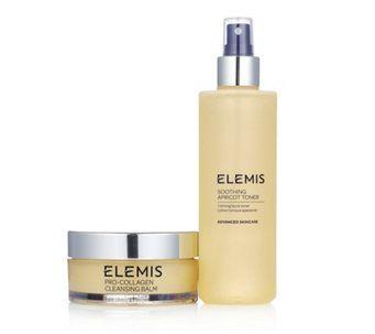 Elemis Cleansing Balm & Toner Duo - 227397