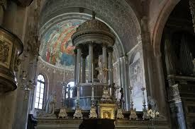 Risultati immagini per chiesa di san simpliciano