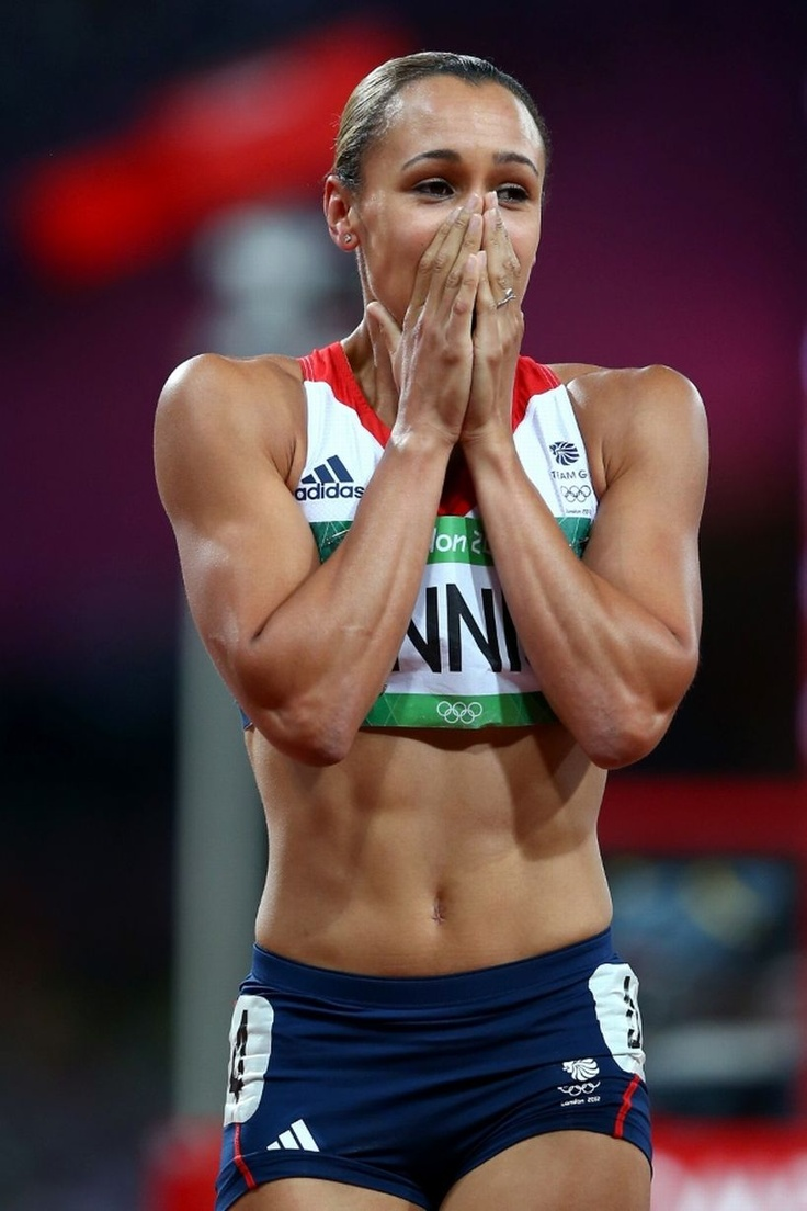 Relay race baton galleryhip com the hippest galleries - Jessica Ennis Photos Photos Jessica Ennis Of Great Britain Celebrates Winning Gold In The Women S Heptathlon On Day 8 Of The London 2012 Olympic Games At
