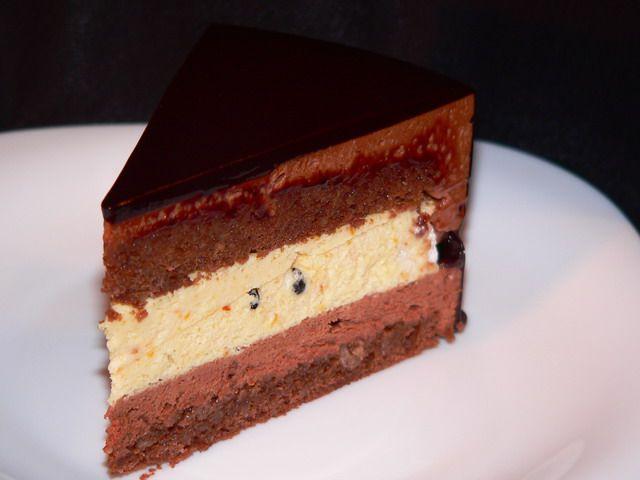 Торт Trinitario - Торты и пирожные - Кулинарный форум Niksya