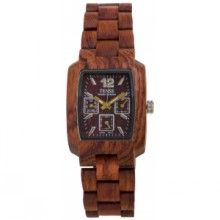 African Rosewood Alpine Tense Model  Watches