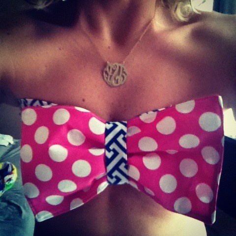 Just ordered this! #Love #Bow #SwimSuit