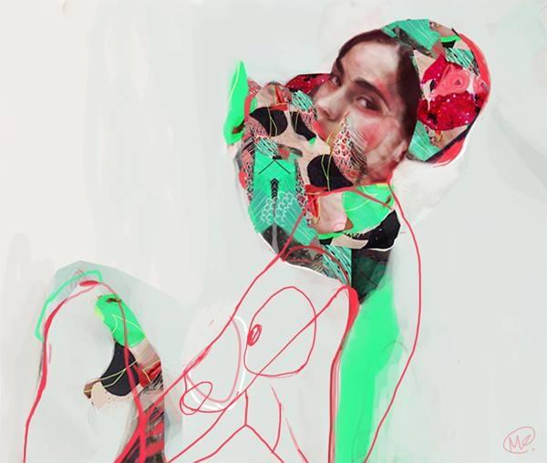 Illustration Art by Magdalena Kapinos