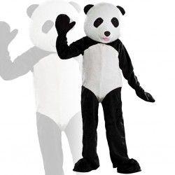 Disfraz Oso Panda, perfecto para animación. En mercadisfraces.es disponemos del mayor stock en disfraces de animales para tus fiestas de Carnaval, fiestas temáticas, representaciones teatrales o para cualquier evento divertido como despedidas de soltero/a.