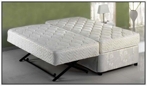 how to make a trundle bed pop up 1