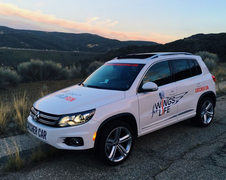 Can you outrun the Wings for Life World Run Catcher Car? It will be out during the Santa Clarita stretch of the global run on Sunday, May 7, 2017.