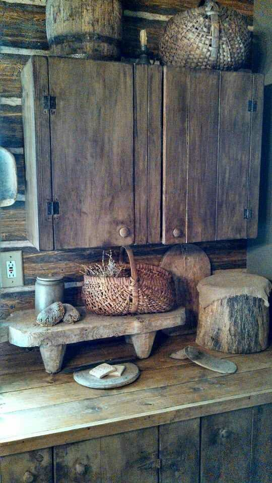 10 Rustic Log Cabins, Inside and Out!