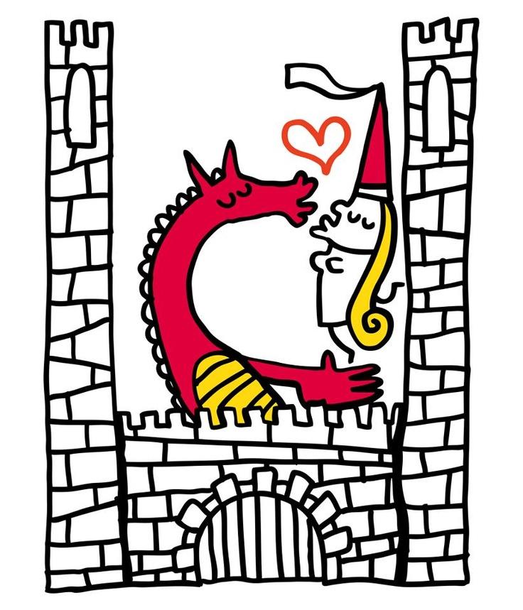 vinilo http://mamasmolonas.com/cuentos-para-sant-jordi/