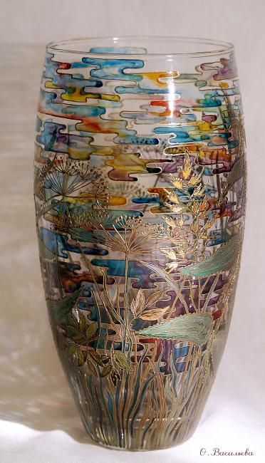368 Best Fusing Glass Painting Images On Pinterest Dichroic Glass Glass Paint And Painting On
