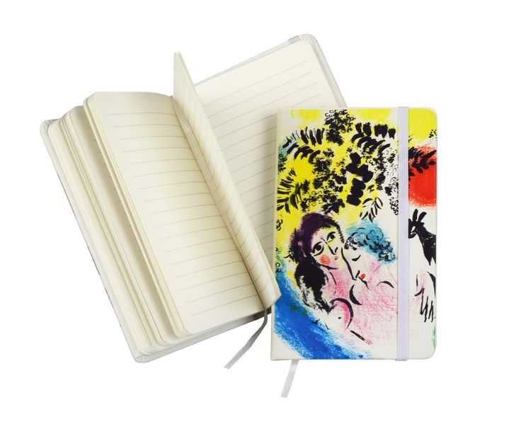 """Notes personalizzati per """"Marc Chagall e Ottavio Missoni: sogno e colore"""""""