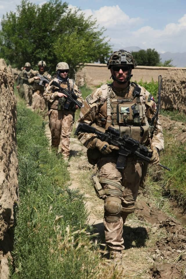 #Army #Czech_Republic #ACR #601skss #T3cz #TickerCZ