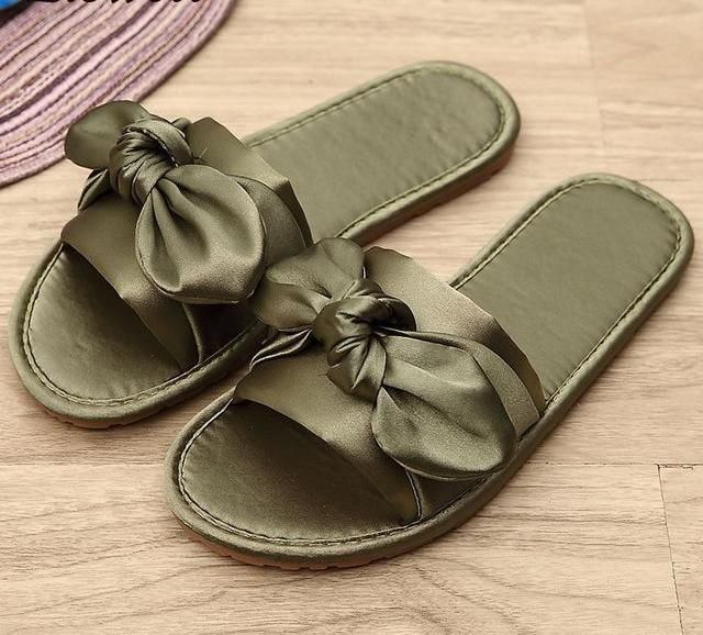 New Summer Women Slippers Butterfly