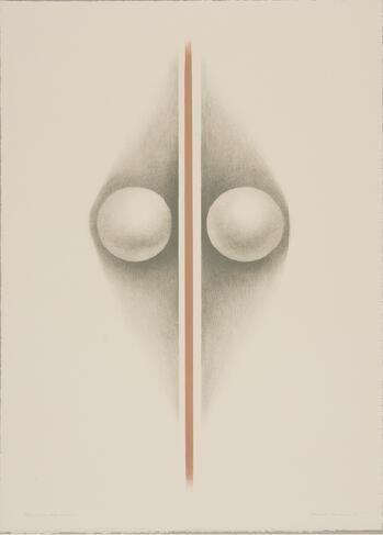 Clinton Adams, Enchantress, 1975