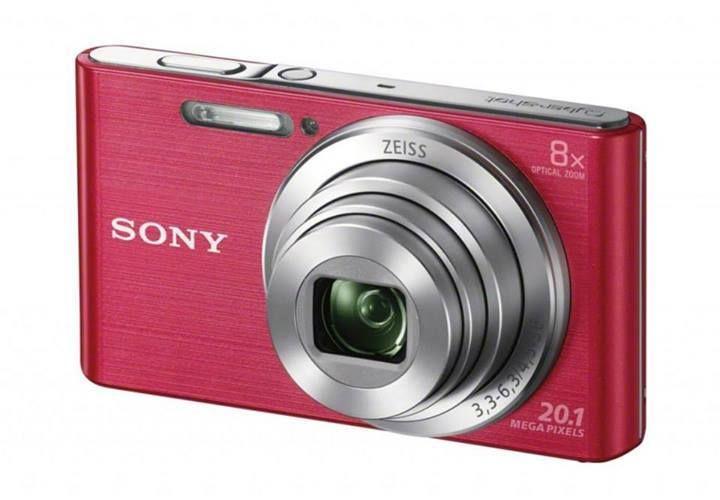 Sony Cyber-shot DSC-W830 - Nowość z CES 2014! Więcej informacji: http://www.sony.pl/product/dsc-w-series/dsc-w830