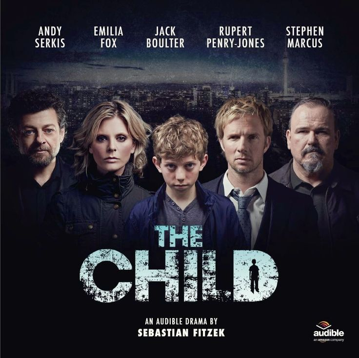 """The Child"" by Sebastian Fitzek [Audiobook] (My thanks goes to Midas PR and Audible.co.uk)"