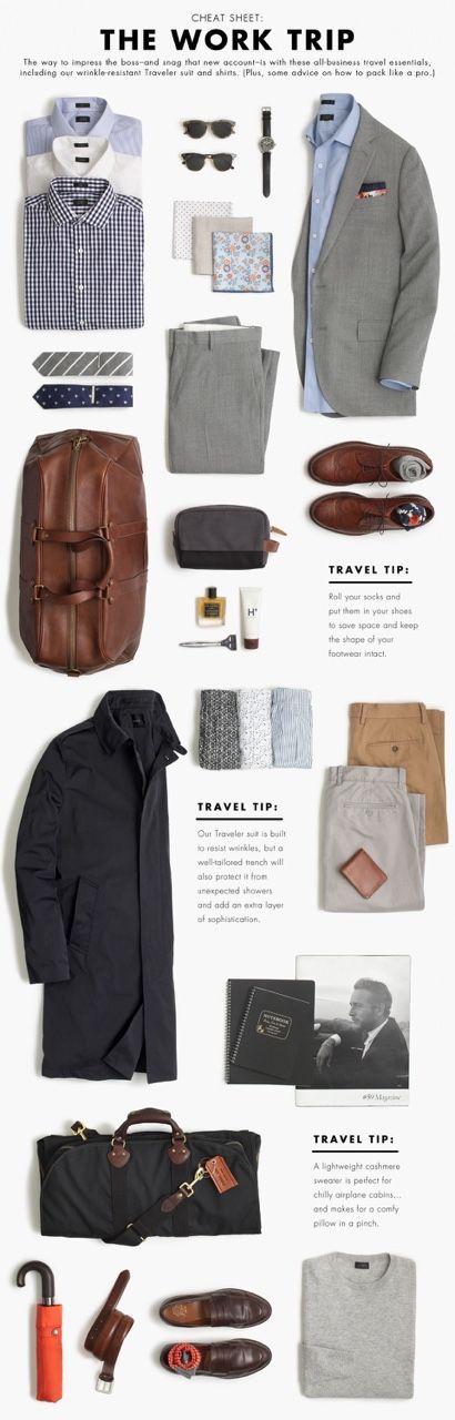 Style Guide Gentleman's Essentials