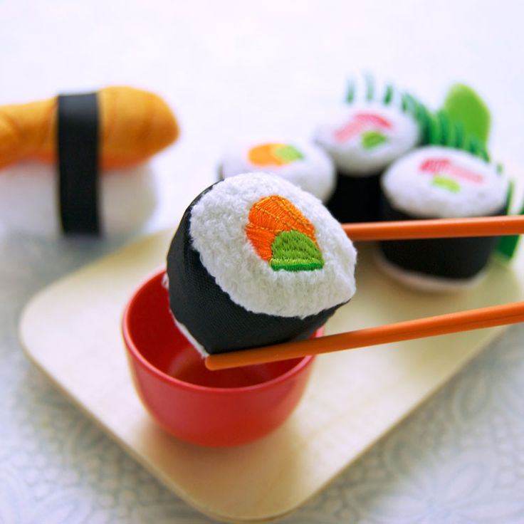 Sushi Set | Once Upon A TreeHouse