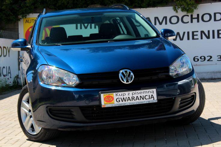 Volkswagen Golf VI 1.6 TDI 105KM