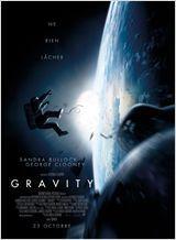 Gravity d'Alfonso Cuarón — 3,5/5 — 28/10/2013