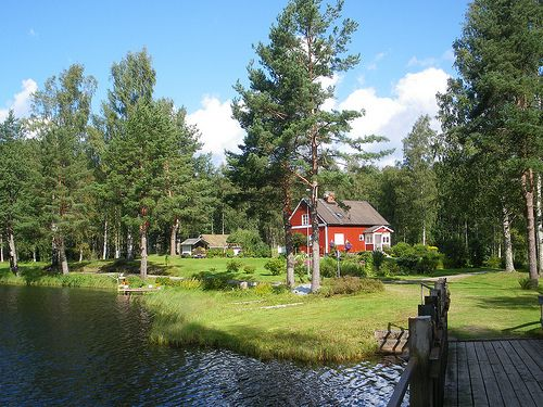 near Amal, Sweden
