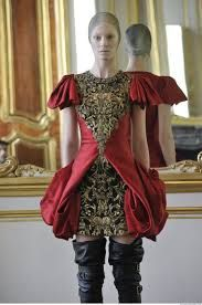 Image result for baroque fashion