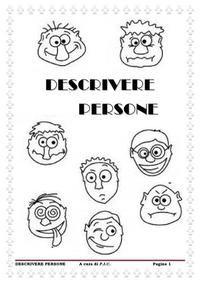 Descrivere persone