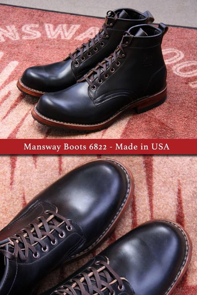 MANSWAY BOOTS MADE FOR BOOTS LOVER www.mansway.com