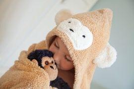 Snuggle monkey (badcape aap)