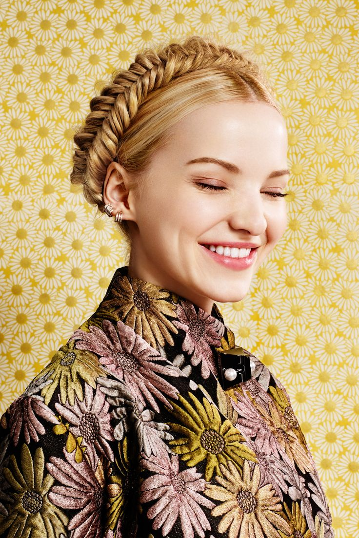 Dove Cameron Rocks Five Intricate Braid Looks Photos | Teen Vogue