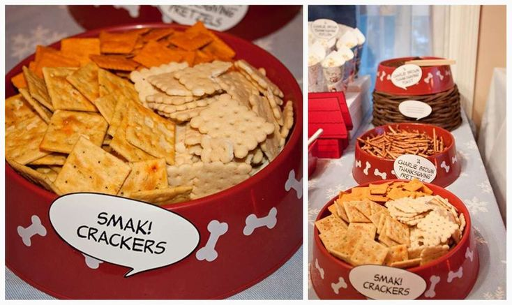 A birthday party inspired by Charlie Brown and the Peanuts Gang Birthday Party Ideas | Photo 4 of 21 | Catch My Party