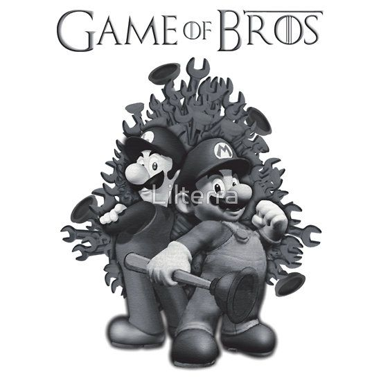 Game of Bros by lilterra.com
