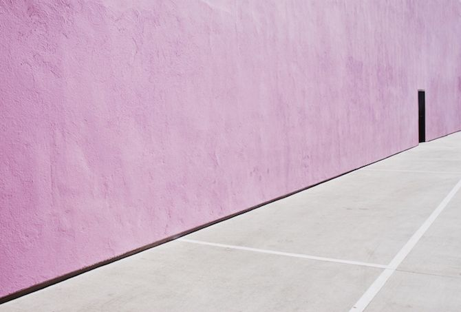 The Pastel Geometry Of LA By Sallie Harrison – iGNANT.de