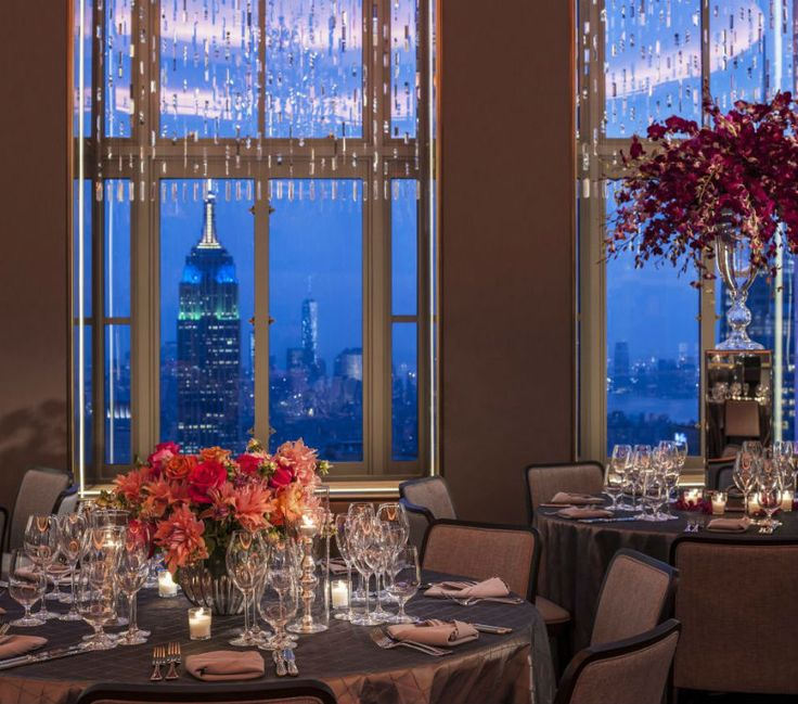 ICFF 2017 The Best Luxury Restaurants To Go During Trade Show