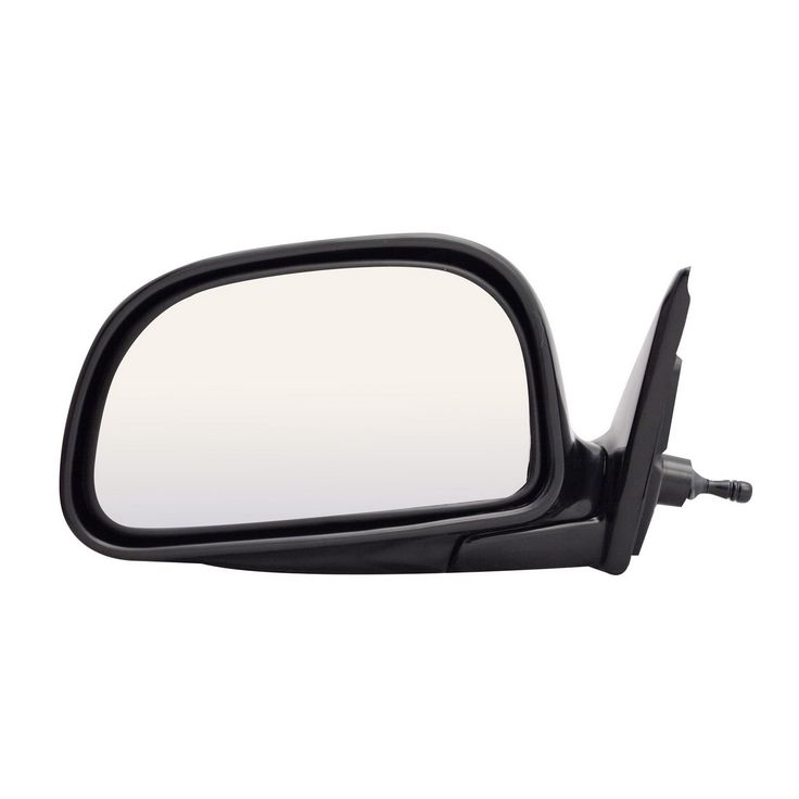 Pilot Automotive MB1409410 Mitsubishi Mirage Black Manual Remote Replacement Side Mirror (passenger side mirror)