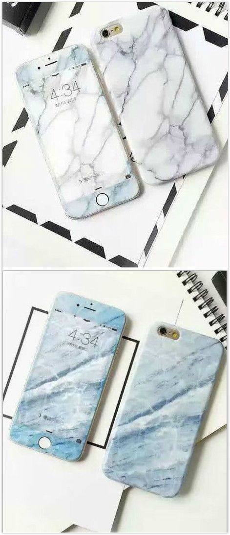 This Granite Pattern Kit Are Including Iphone 6 / 6s case, Tempered Glass And  Wallpaper For Phone. It Is Completely Protective Your Phone.  Shops More Marble Design, Click www.colorulife.com Please.