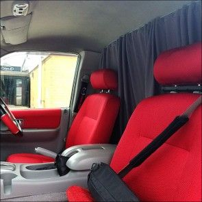 Cab Divider Curtain Kit for Mazda Bongo