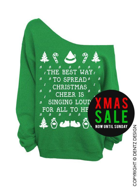 Merry Crustmas Sweatshirt, Ugly Christmas Sweatshirt, Pizza ...