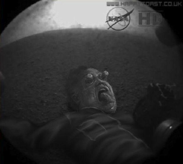 mars landing reaction - photo #27