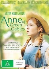ANNE OF GREEN GABLES - DVD - Megan Follows, Colleen Dewhurst, Richard Farnsworth