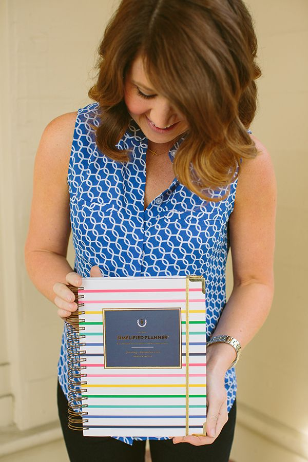 Trust us when we say that you need get yourself a Simplified Planner!