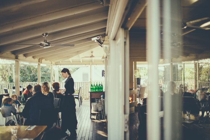 Harvest Café, Newrybar, Australia
