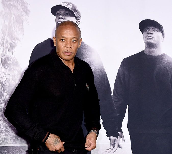 New Dr. Dre Album Serves as a Test for Apple Music - The New York Times