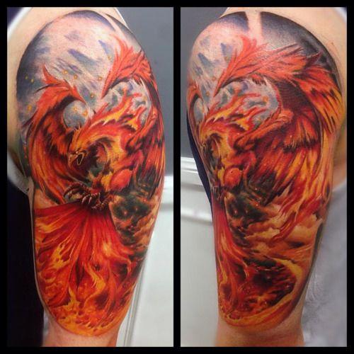 Four Aces Tattoo